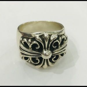Chrome hearts keeper ring